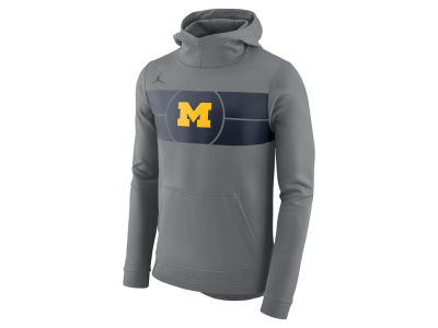 Michigan Wolverines Nike NCAA Men's Basketball Fan Hoodie