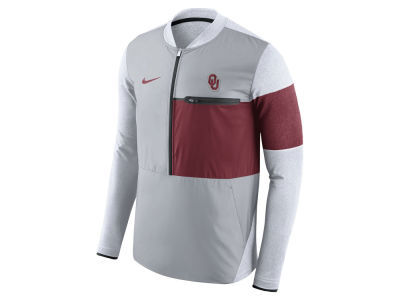 Oklahoma Sooners Nike NCAA Men's Sideline Shield Jacket