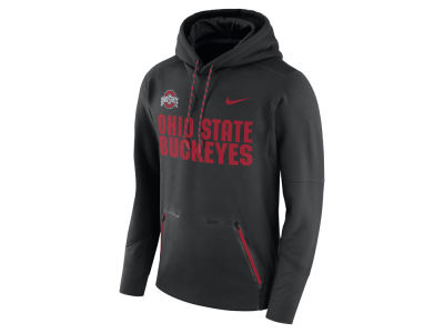 Ohio State Buckeyes Nike NCAA Men's Performance Player Hoodie