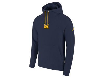 Michigan Wolverines Nike NCAA Men's Wings Fleece Player Hoodie