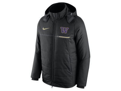 Washington Huskies Nike NCAA Men's Sideline Player Jacket