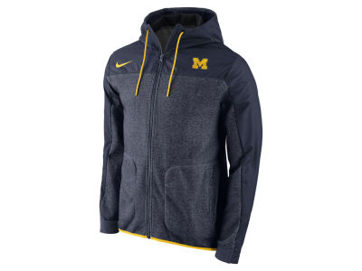 Michigan Wolverines Nike NCAA Men's Full Zip Hypercolor Jacket