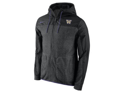 Washington Huskies Nike NCAA Men's Full Zip Hypercolor Jacket