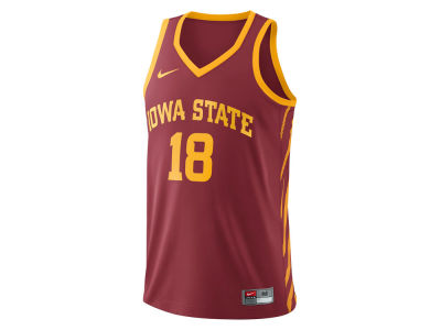 Iowa State Cyclones Nike 2017 NCAA Men's Replica Basketball Jersey