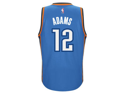 Oklahoma City Thunder Steven Adams adidas NBA Men's New Swingman Jersey