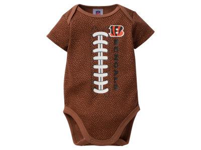 Cincinnati Bengals Gerber NFL Newborn Football Print Bodysuit 91894d093
