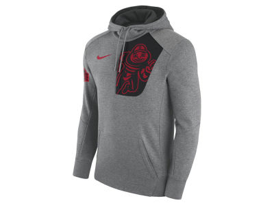 Ohio State Buckeyes Nike NCAA Men's Fly Rush Hypercolor Hoodie