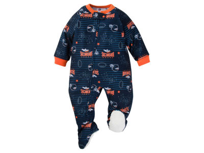 Denver Broncos Gerber NFL Infant Blanket Sleeper