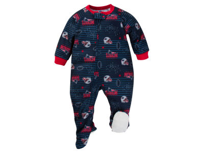 New England Patriots Gerber NFL Infant Blanket Sleeper