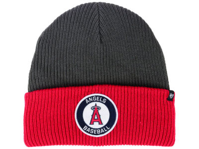 Los Angeles Angels '47 MLB Ice Block Cuff Knit