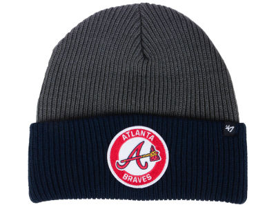 Atlanta Braves '47 MLB Ice Block Cuff Knit
