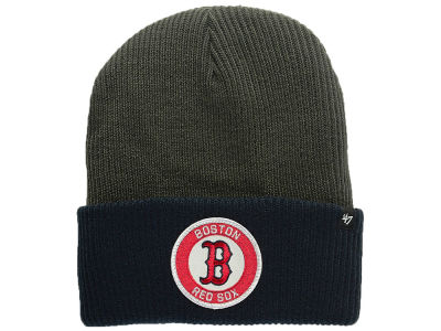 Boston Red Sox '47 MLB Ice Block Cuff Knit