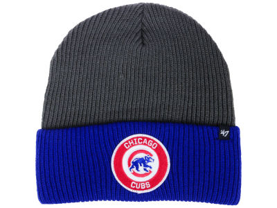 Chicago Cubs '47 MLB Ice Block Cuff Knit