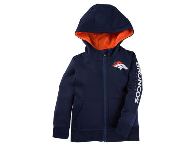 Denver Broncos NFL Infant Zip Up Hoodie