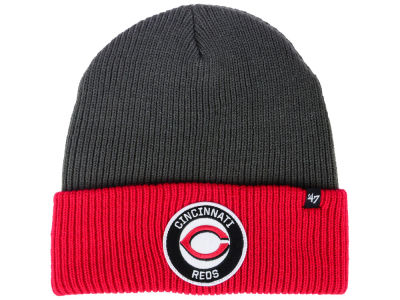 Cincinnati Reds '47 MLB Ice Block Cuff Knit