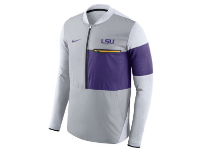 LSU Tigers Nike NCAA Men's Sideline Shield Jacket