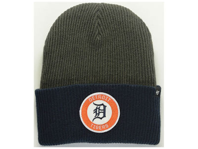 Detroit Tigers '47 MLB Ice Block Cuff Knit