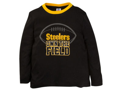 Pittsburgh Steelers NFL Toddler Own The Field Pant Set
