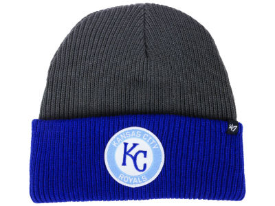 Kansas City Royals '47 MLB Ice Block Cuff Knit