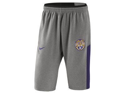 LSU Tigers Nike NCAA Men's Fleece Shorts
