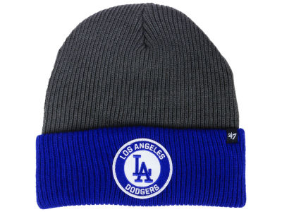 Los Angeles Dodgers '47 MLB Ice Block Cuff Knit