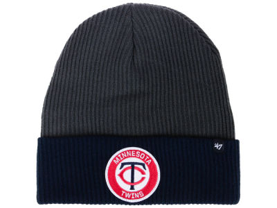 Minnesota Twins '47 MLB Ice Block Cuff Knit