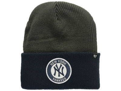 New York Yankees '47 MLB Ice Block Cuff Knit