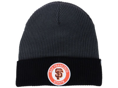 San Francisco Giants '47 MLB Ice Block Cuff Knit