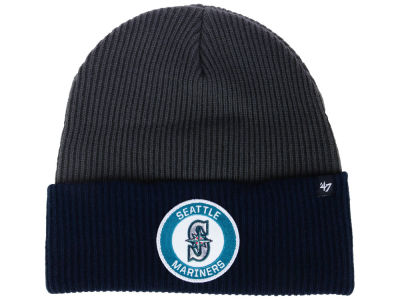 Seattle Mariners '47 MLB Ice Block Cuff Knit