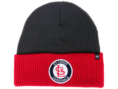 St. Louis Cardinals '47 MLB Ice Block Cuff Knit