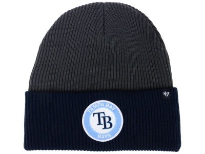 Tampa Bay Rays '47 MLB Ice Block Cuff Knit