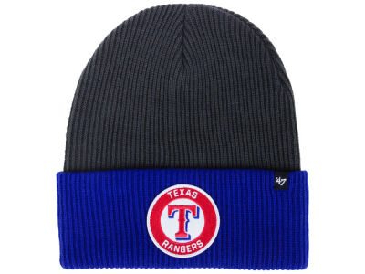Texas Rangers '47 MLB Ice Block Cuff Knit