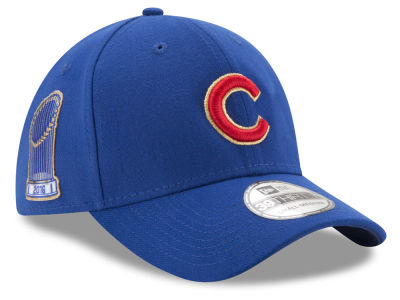 Chicago Cubs New Era MLB World Series Gold Collection 39THIRTY