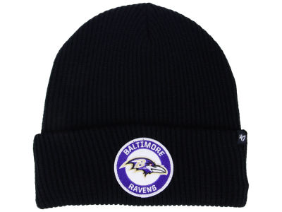 Baltimore Ravens '47 NFL Ice Block Cuff Knit