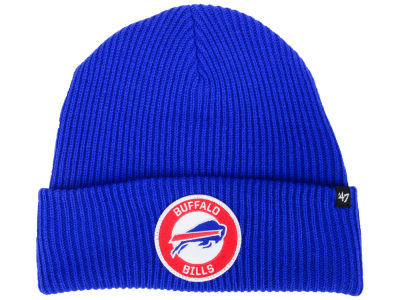 Buffalo Bills '47 NFL Ice Block Cuff Knit
