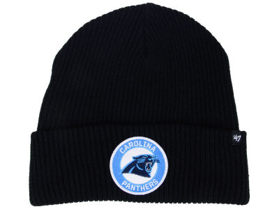Carolina Panthers '47 NFL Ice Block Cuff Knit