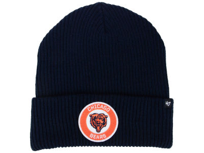 Chicago Bears '47 NFL Ice Block Cuff Knit