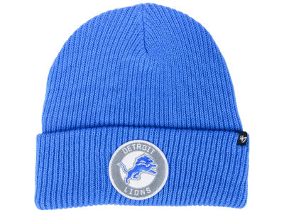 Detroit Lions '47 NFL Ice Block Cuff Knit