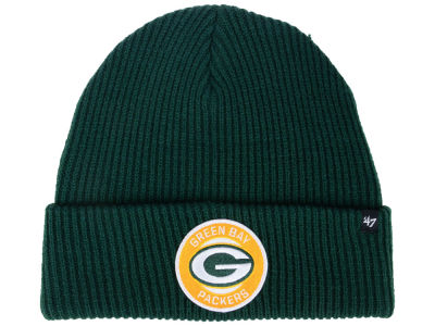 Green Bay Packers '47 NFL Ice Block Cuff Knit