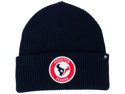 Houston Texans '47 NFL Ice Block Cuff Knit