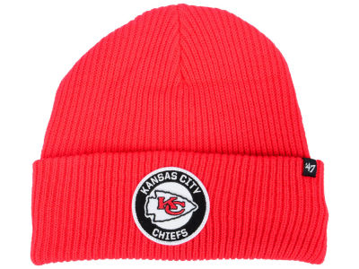 Kansas City Chiefs '47 NFL Ice Block Cuff Knit