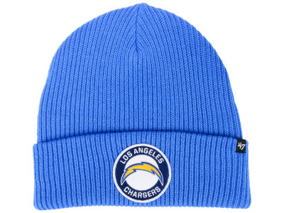 Los Angeles Chargers '47 NFL Ice Block Cuff Knit