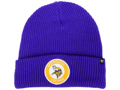 Minnesota Vikings '47 NFL Ice Block Cuff Knit