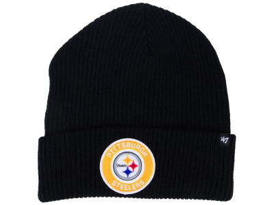Pittsburgh Steelers '47 NFL Ice Block Cuff Knit