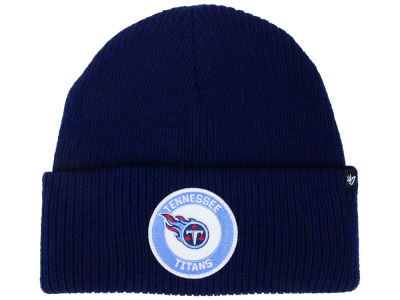 Tennessee Titans '47 NFL Ice Block Cuff Knit