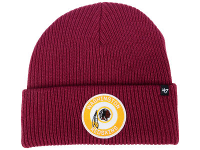 Washington Redskins '47 NFL Ice Block Cuff Knit