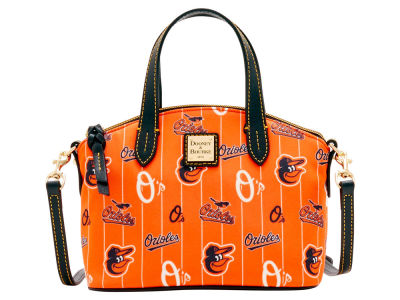 Baltimore Orioles Dooney & Bourke Nylon Ruby Mini Satchel XBody