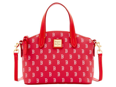 Boston Red Sox Dooney & Bourke Ruby Mini Satchel Crossbody