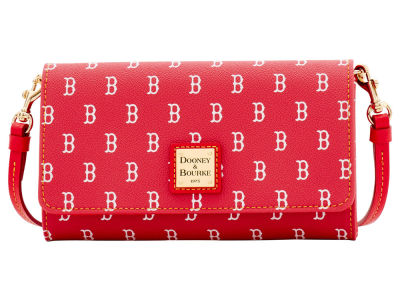 Boston Red Sox Dooney & Bourke Daphne Crossbody Wallet