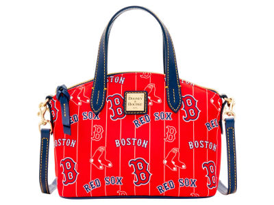 Boston Red Sox Dooney & Bourke Nylon Ruby Mini Satchel XBody